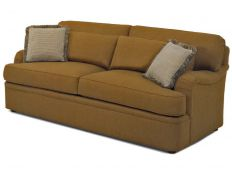 Brittany Tight Back Sofa · Charles Of London 2 Seat Sofa