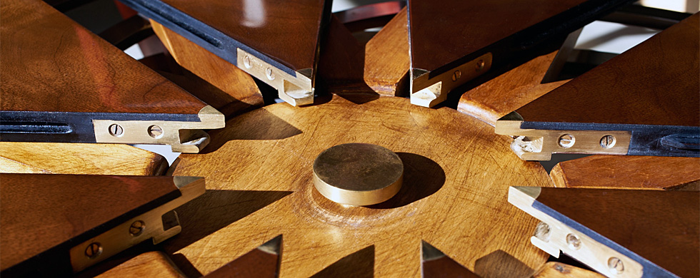 Rotary Table Detail